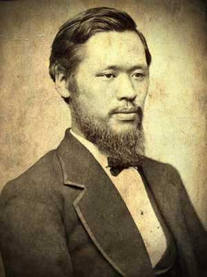 Mori Arinori (23/08/1847 - 12/02/1889)