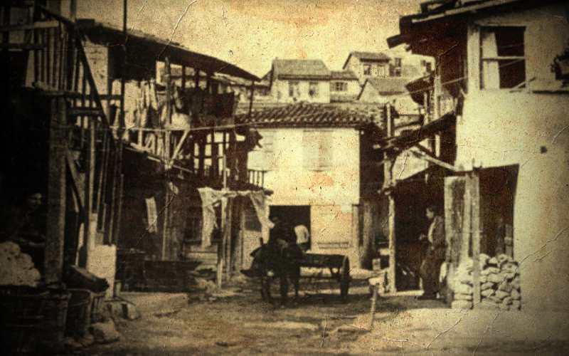 Το πόλτεργκαϊστ της Δραπετσώνας, το 1937…