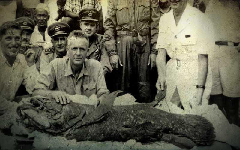 Ο Προϊστορικός Ιχθύς, που θεωρούνταν εξαφανισμένος για 65 εκατομμύρια χρόνια...