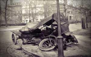 Το αυτοκίνητο-φάντασμα, που προκαλούσε τραγικά δυστυχήματα...