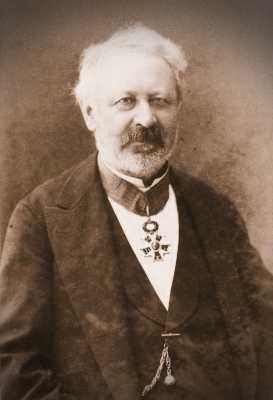Louis Ferdinand Alfred Maury (23/03/1817 - 11/02/1892)