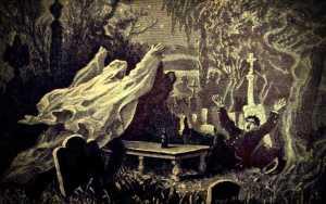 Τα φαντάσματα του Κοιμητηρίου South Mimms, στην Αγγλία...
