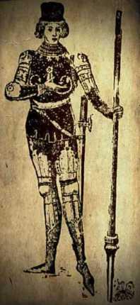 Bonifacio, μέλος της παλιάς οικογένειας dalle Carceri