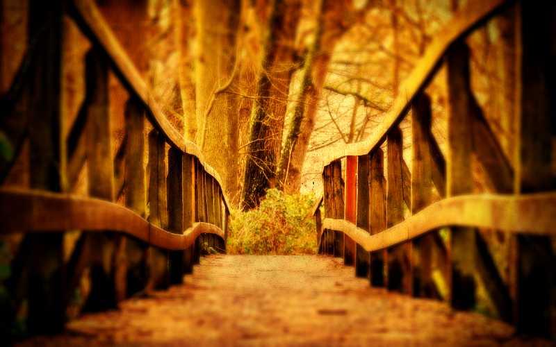 Η θρυλική ιστορία του στοιχειωμένου Γεφυριού του Πικερμίου…