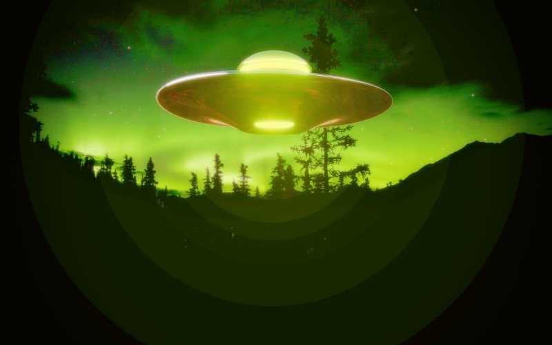 Μυστηριώδη φωτεινά αντικείμενα στον ουρανό, το 1965...