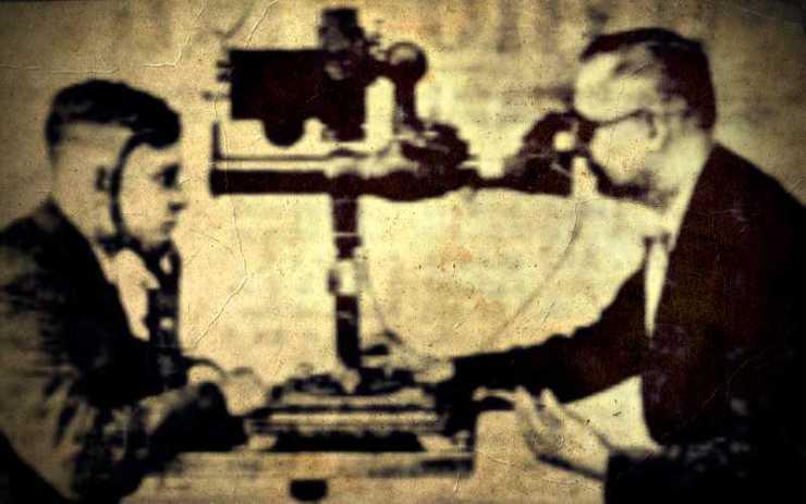 Η μυστηριώδης φωτογραφική μηχανή της Εγκληματολογίας…