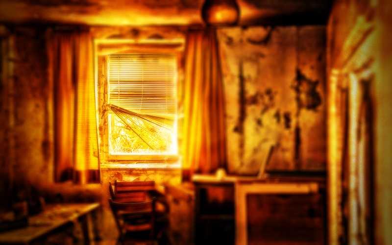 """Το """"στοιχειωμένο σπίτι του Ποσειδώνα""""..."""