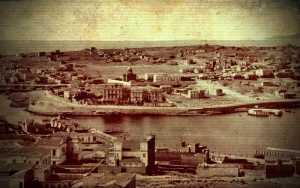 Πτώση τετράγωνου αερόλιθου στη θάλασσα του Πειραιά, το 1894...