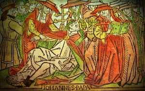 Ο θρύλος της Πάπισσας Ιωάννας (Μέρος Α)...
