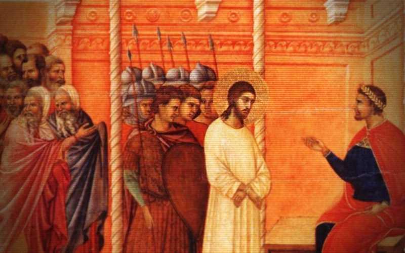 Ιστορική αναφορά του Πόντιου Πιλάτου για τον Ιησού (Μέρος Γ)...