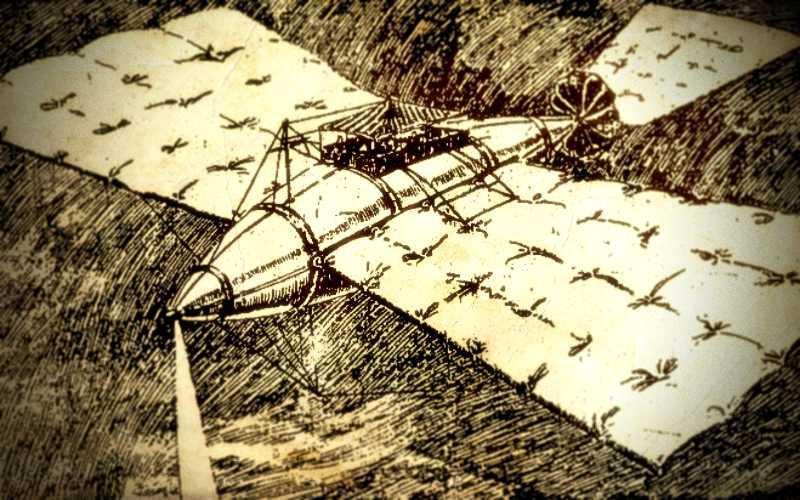 Η μυστηριώδης πτητική μηχανή που απασχόλησε τον Τύπο, το 1909...