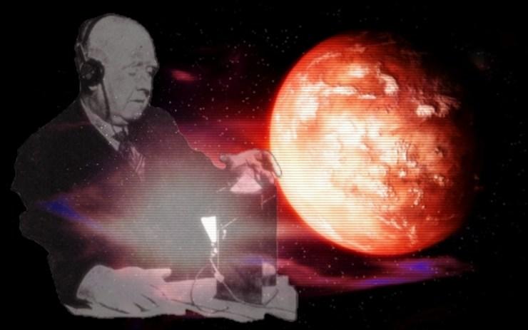 Δρ. Mansfield Robinson - Η απόπειρα επικοινωνίας με τον Άρη, το 1928...