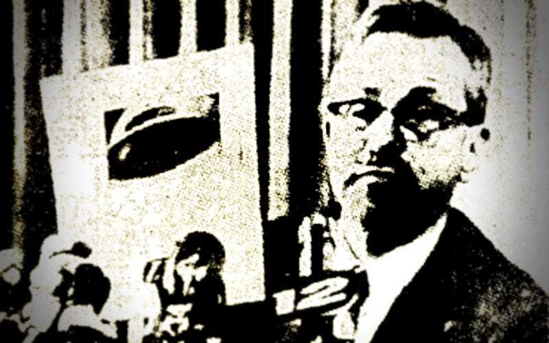 Άλλεν Χάινεκ - Οι απόψεις του για το ζήτημα των Α.Τ.Ι.Α., το 1966...