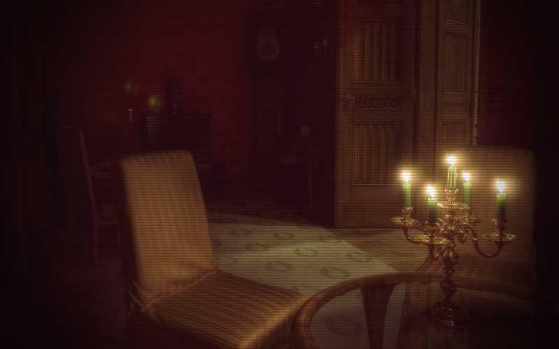 """Το στοιχειωμένο """"ερυθρό δωμάτιο"""" του πύργου..."""