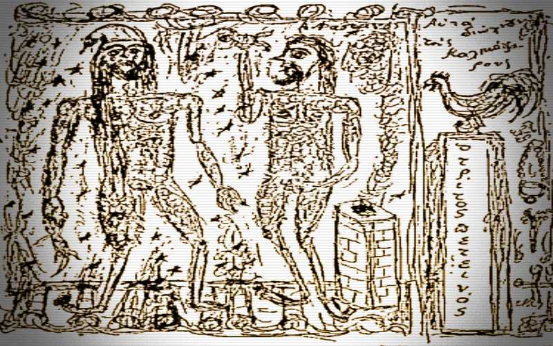Οι Καλλικάντζαροι του Δωδεκαημέρου - Θρύλοι και δοξασίες…