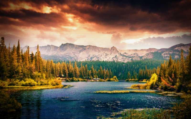 Μυστηριώδη πλάσματα σε λίμνες του Καναδά…