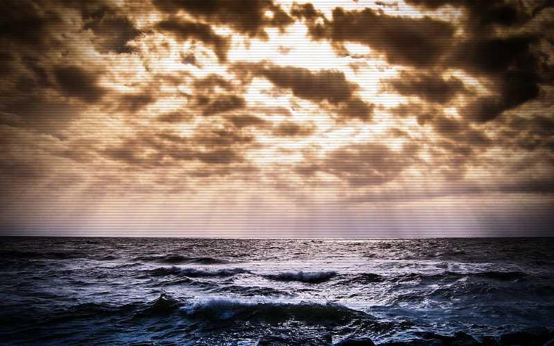 Ίχνη τεράστιου θαλάσσιου πλάσματος στον Ινδικό Ωκεανό, το 1961...