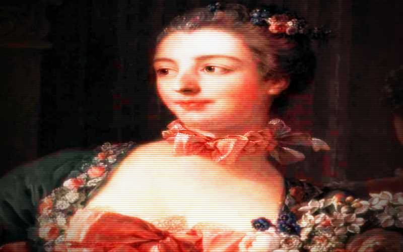 Η σαγηνευτική μαιτρέσσα Μαντάμ ντε Πομπαντούρ (Μέρος Β)...