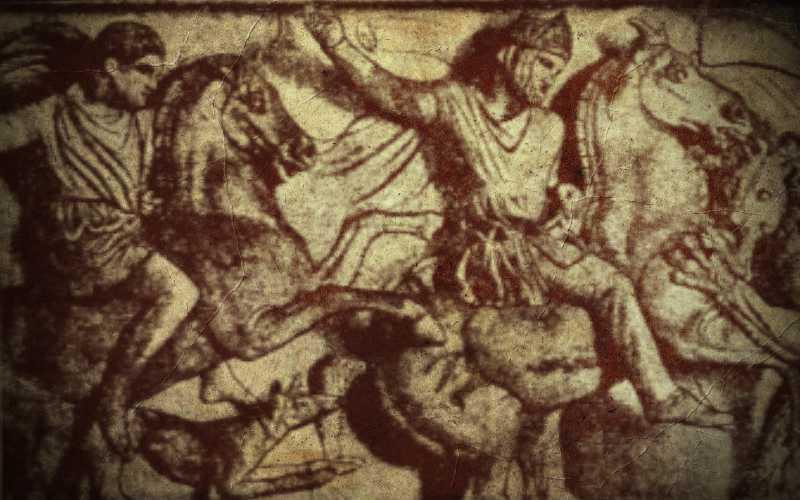 Η αναζήτηση της σορού του Μεγάλου Αλεξάνδρου...