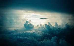 Μυστηριώδες ιπτάμενο αντικείμενο στον ουρανό του Ίνσμπρουκ, το 1959...