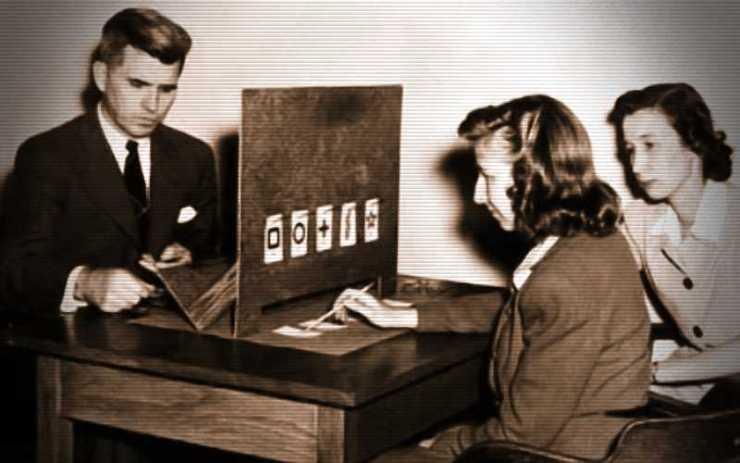 Joseph Banks Rhine - Ο πατέρας της σύγχρονης Παραψυχολογίας...