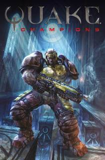 Quake Champions Comics (01)