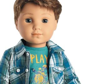 American Boy Doll Logan