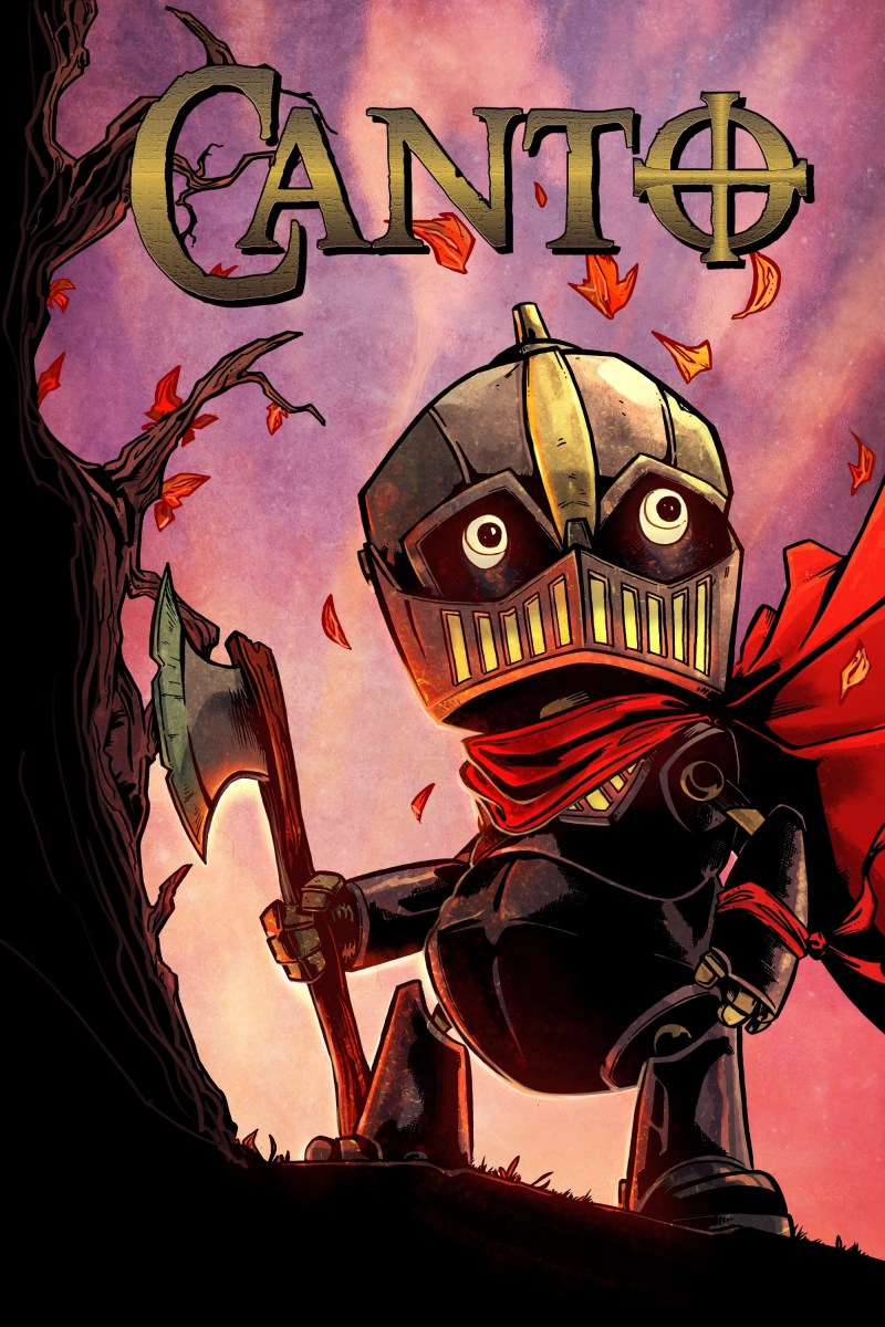 Canto an upcoming comic book fantasy miniseries in