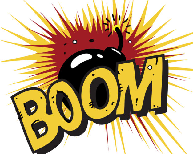 Latest loud booms reports USA Canada  July 2014