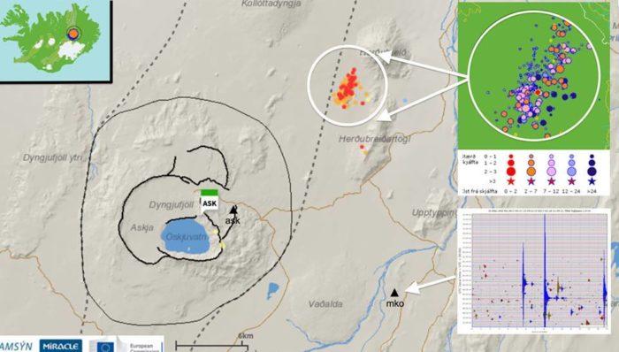 earthquake swarm iceland volcano Herdubreid, earthquake swarm iceland volcano Herdubreid 3 map, earthquake swarm iceland volcano Herdubreid video, earthquake swarm iceland volcano Herdubreid, volcano Herdubreid activity, new eruption iceland volcano