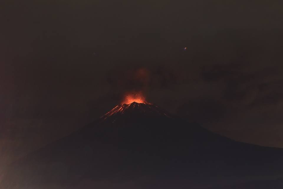 popocatepetl volcano eruption on September 27 and September 28 2017, popocatepetl volcano eruption on September 27 and September 28 2017 pictures, popocatepetl volcano eruption on September 27 and September 28 2017 video