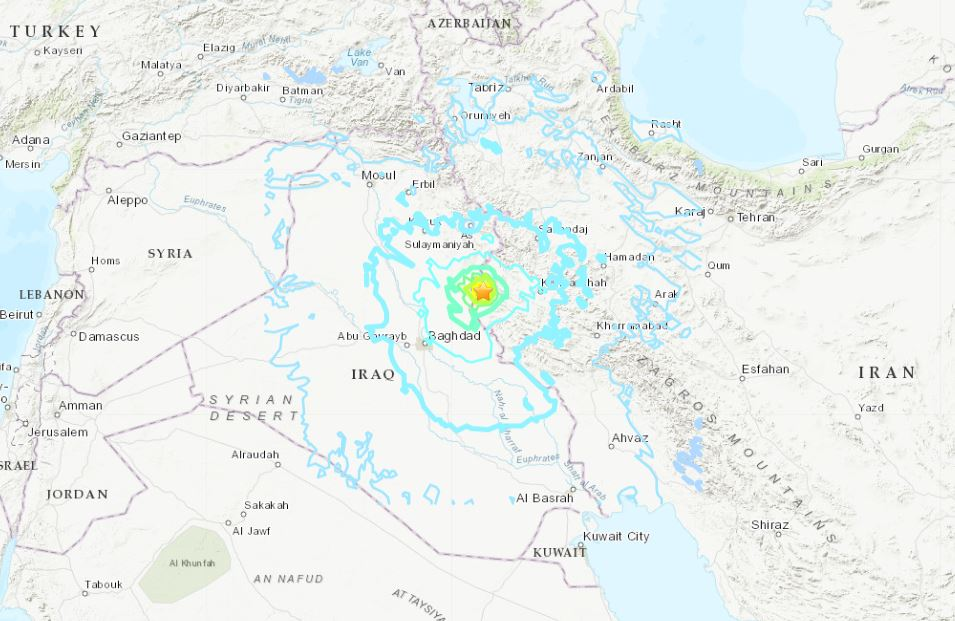 earthquake iran irak border november 25 2018, earthquake iran november 25 2018, earthquake iran irak border november 25 2018 video, earthquake iran irak border november 25 2018 pictures
