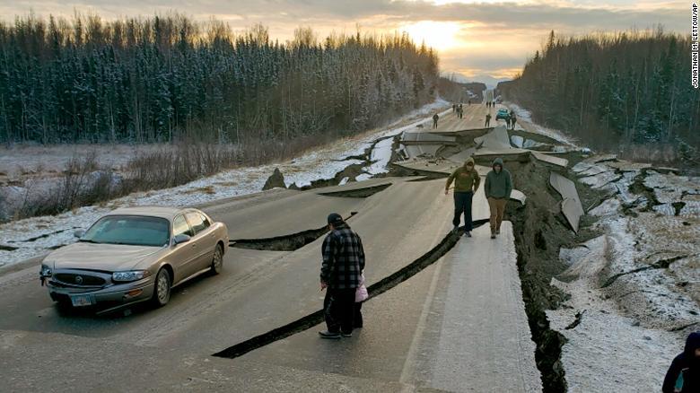 earthquake alaska 2018, earthquake alaska november 2018