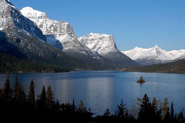 Glacier National Park quietly removes its 'Gone by 2020' signs which stated glaciers were disappearing - because they're actually growing