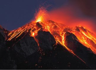 A deadly volcanic eruption could strike Melbourne, Australia and Auckland, New Zealand at any time, says one exper, A deadly volcanic eruption could strike Melbourne, Australia and Auckland, New Zealand at any time, says one exper video, eruption melbourne, volcano melbourne, volcano auckland