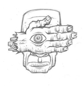 i appear missing sketch