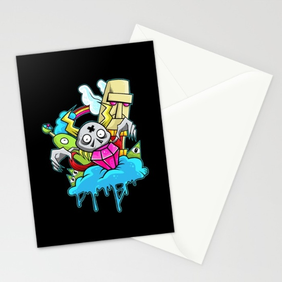 rascal stationery cards