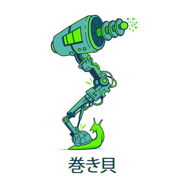 laser snail image