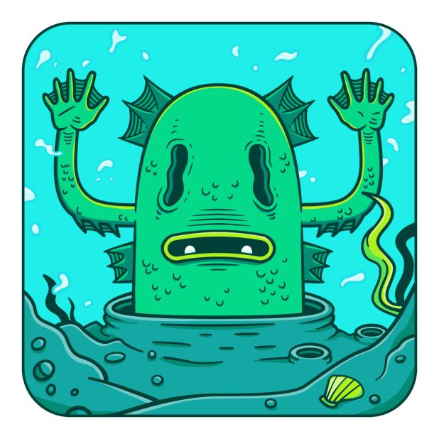 water glop