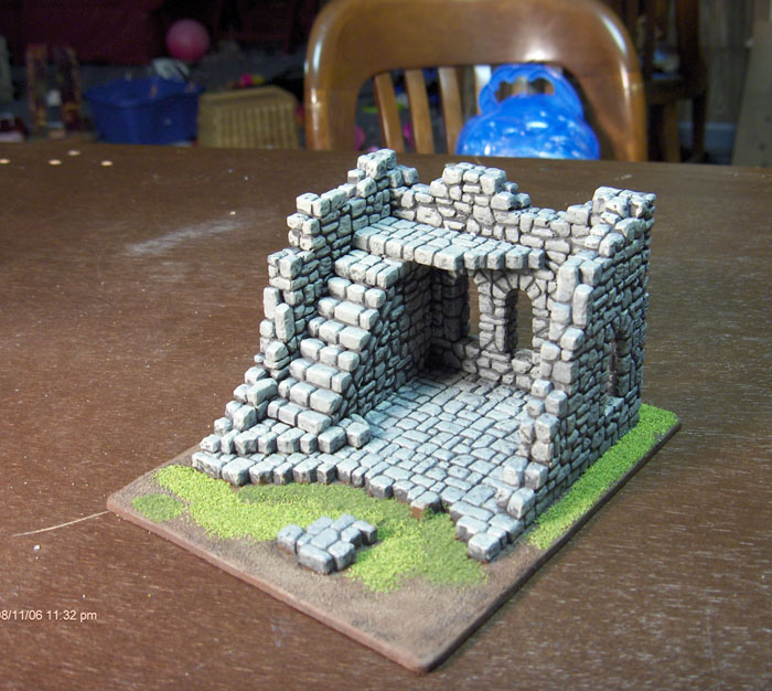 Second Ruin front