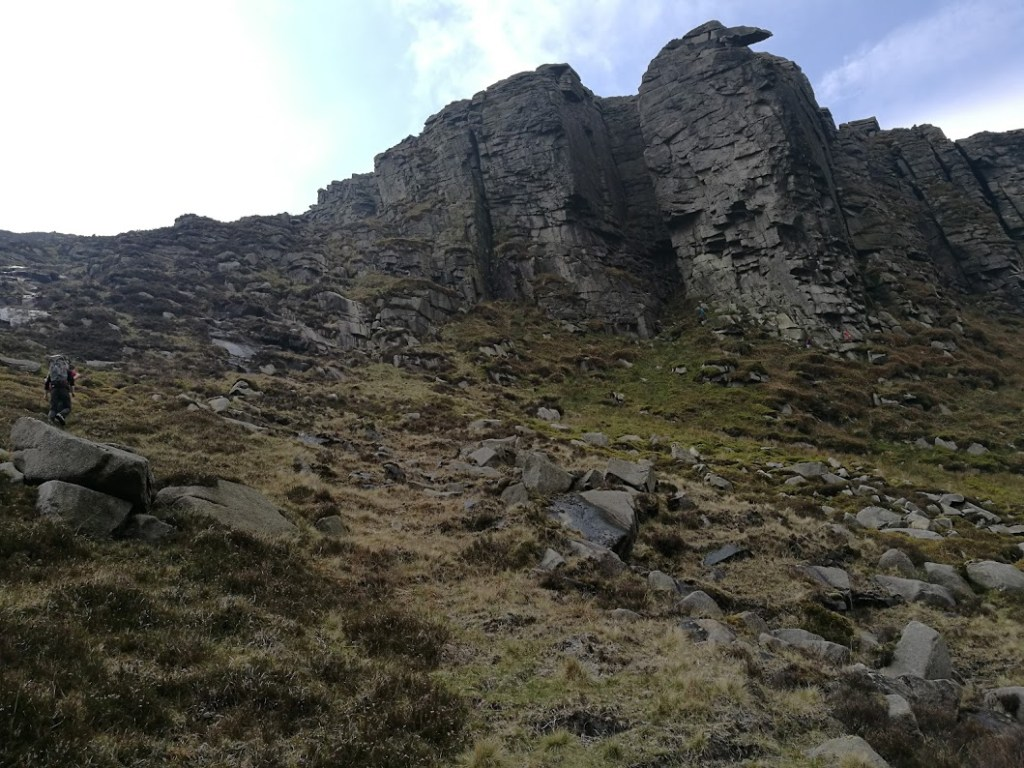 Buzzards Roost Crag