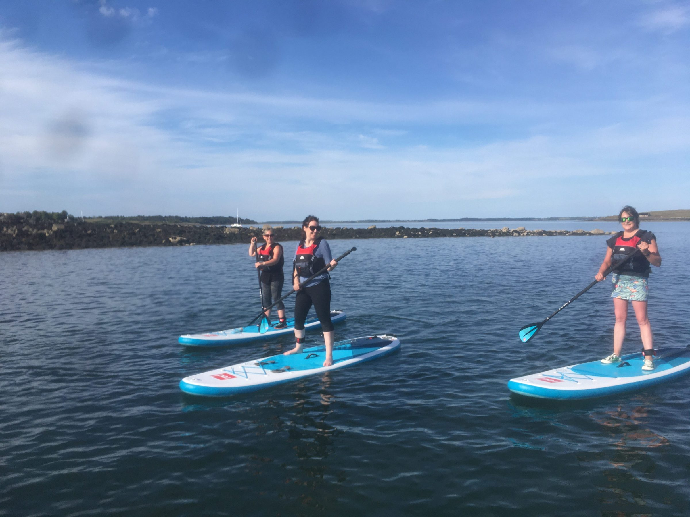 Paddle Boarding Skills Course