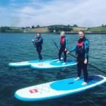 Paddle Boarding Lessons Strangford Lough