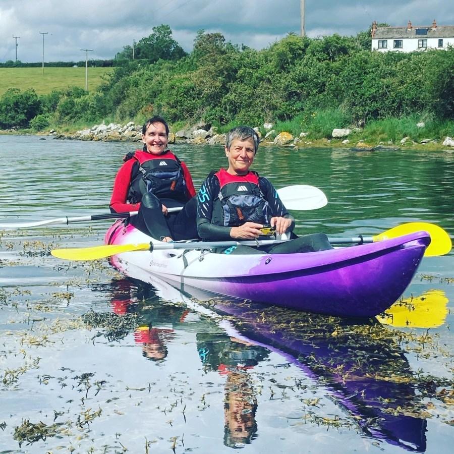 Kayak Couples Voucher