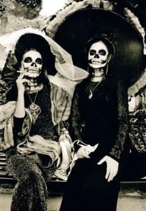 Precursoras del gótico siniestro