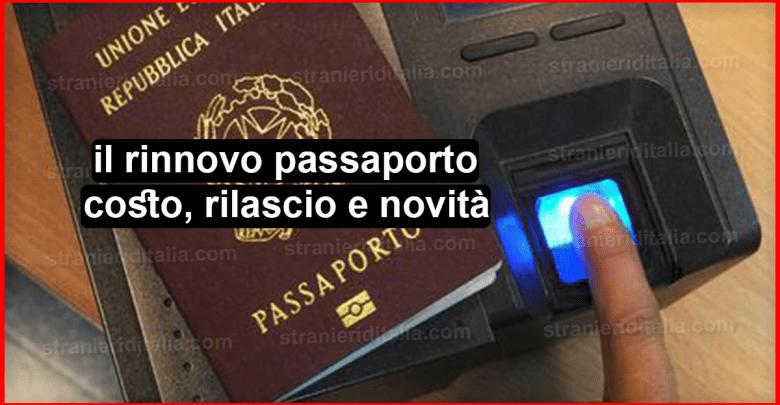 Guida semplice per il rinnovo passaporto 2019