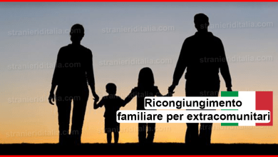 Photo of Ricongiungimento familiare per extracomunitari