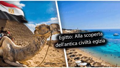 Photo of Egitto : Alla scoperta dell'antica e millenaria civiltà egizia