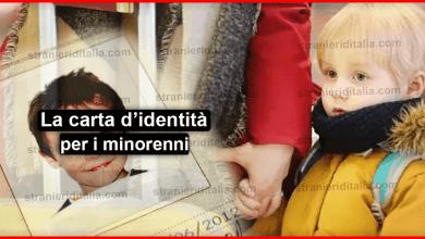 La carta d identità per minorenni | tutte le indicazioni utili 2019