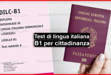 Photo of livello b1 italiano per cittadinanza, come funziona ?